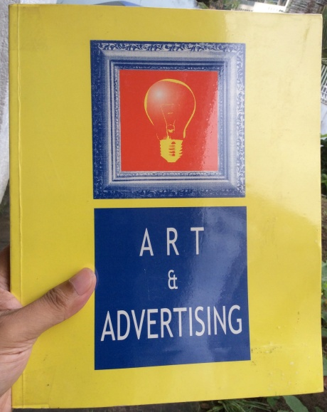 ART & ADVERTISING Book 2 Anvil Publishing Emmanuel Uy 2000