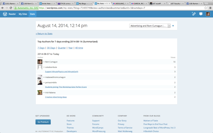Monitoring Co- Authorship Advertising blog Screenshot 2014-08-14 20.14.58