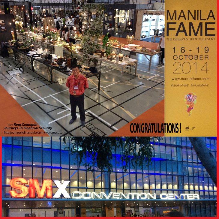 Rom-congratulates-Manila-Fame-2014