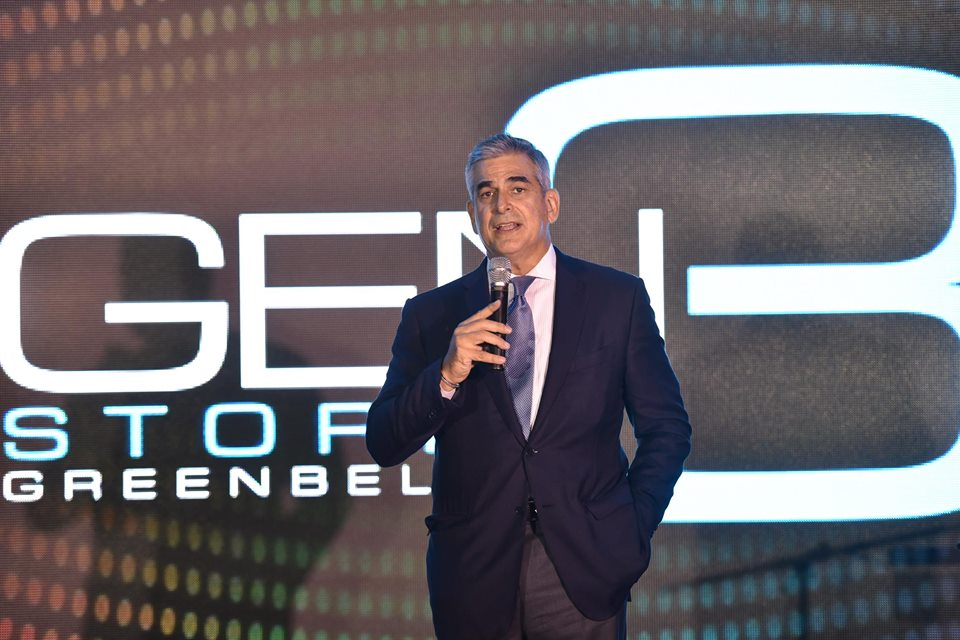 Ayala and Globe Chair Jaime Augusto Zobel de Ayala led the toast to open the new Globe Gen3 Store in Greenbelt. Marking the opening of this new store with Ayala were Singtel CEO Chua Sock Koong, Singtel Chair Simon Israel, Head of Stores Joe Caliro, Globe CEO Ernest Cu and GEN3 Store Founder Tim Kobe. Globe Telecom continues to bring world-class and innovative retail experience to its mobile service customers in the country as the company opens its fourth GEN3 store at the Ayala Center in Makati City. Transformed from a previously average-sized store into a two-storey third generation hub, the new Globe GEN3 store located in Greenbelt 4 showcases reconfigurable lifestyle zones as well as self-service customer kiosks for a more dynamic retail experience. The GEN3 store carries an up-to-date selection of digital connectors making it a one-stop digital lifestyle hub. It is the first store in Asia to carry the ZAGG machine, a revolutionary device that customizes industry standard screen protection for almost all available smartphones, tablets and smart watches in the market. The stores are designed by Tim Kobe, founder and CEO of Eight, Inc., whose works also include the Apple Store in New York, and international retail stores such as Nike, GAP and Coach, among others. The first two GEN3 stores simultaneously opened in SM North EDSA in Quezon City and in Limketkai Mall in Cagayan de Oro in December 2014. This was followed by the opening of another GEN3 store in Ayala Center Cebu. This October, Globe is set to open one more GEN3 store in SM Megamall in Mandaluyong City. The company also announced the construction of the Globe Iconic Store right above the Bonifacio Global City amphitheatre at the Bonifacio High Street Central in Taguig City.