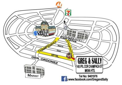 GREG & SALLY TREE GARDEN CAFE