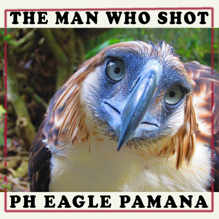 THE MAN WHO SHOT PH EAGLE PAMANA
