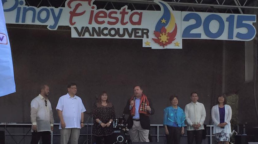 Pinoy Fiesta Vancouver 2015, Memorial South Park BY MIKE CALINGO