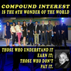 COMPOUND INTEREST 8TH WONDER OF THE WORLD
