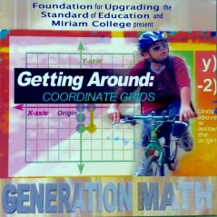 GENERATION MATH: COORDINATE GRIDS