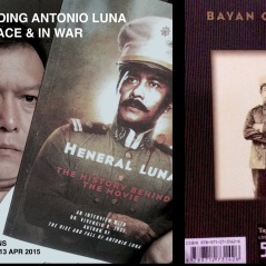 WHO IS GEN. ANTONIO LUNA IN PEACE AND WAR?