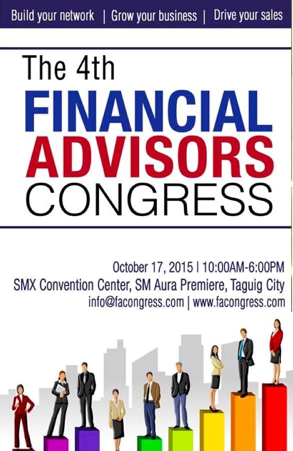 4th FINANCIAL ADVISERS CONGRESS ON WATTPAD