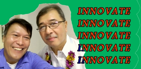 SCIENCE & TECHNOLOGY SEC'S MANTRA: INNOVATE