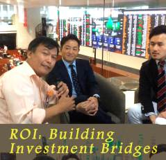 ROI: BUILDING INVESTMENT BRIDGES