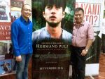 """ANG HAPIS AT HIMAGSIK NI HERMANO PULI Showing Sept. 21, 2016 #HermanoPuli #MangahasUmibig #makemoneyandmeaning Featuring Interview with Rex Tiri Executive Producer Official Sountrack by Let Gravity Sucesos Walking Tours Educators' Screening of the historical film """"HERMANO PULI"""" August 19, 2016"""