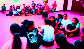 Marist school afternoon shift scholars learn theater arts #makemoneyandmeaning Meet the beneficiaries of the Marist School Marikina Afternoon Shift Scholarship Program . This is the outreach program for financially deficient but deserving students that the Marist School Afternoon Shift Alumni Association is endeavoring to raise more scholarship funds. For donors and would be donors, with your help, more of them will have the benefit of acquiring Marist education Contact Core group & Batch Reps for Donations: Dennis Solano teachdsolano@gmail.com Rosemarie Congayao Jimenez rosemacongayao@yahoo.com Shiela Bautista shiela.bautista@olopsc.edu.ph Danics De La Paz danics_8poh@yahoo.com Mhalou Baldomar Navida mbaldomar@ymail.com Rom Cumagun romcumagun@yahoo.com‪ #‎makemoneyandmeaning‬