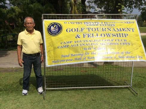 Rancho Estate 2 Home Owners Association GOLF TOURNAMENT & FELLOWSHIP