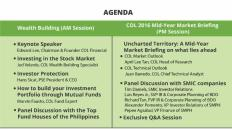filipino investor: col wealth building suMMit